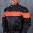 Mens Biker Windbreaker