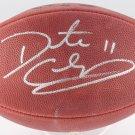 Daunte Culpepper Signed Full-Size NFL Football (Fanatics Hologram)