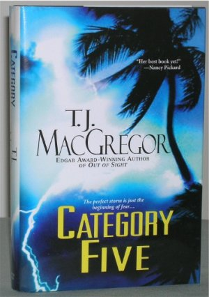 Category Five by T.J. McGregor