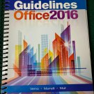 Guidelines for Office 2016 + 12-month Access Code