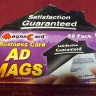MagnaCard Advertising Magnets (Satisfaction Guaranteed)