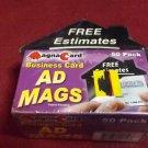 MagnaCard Advertising Magnets (Free Estimates)
