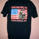 Bad Boy Tee shirt . Team Bad Boy Martial Arts XL