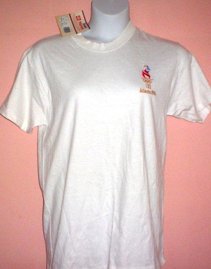 New Atlanta Olympic Games tee shirt 1996 Vintage Size Medium M