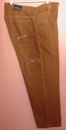New cotton duck canvas work pants Kno Betta size 44 32