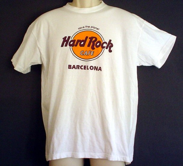 Hard Rock Cafe Shirt New York