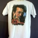 vintage Eric Clapton tour tee shirt Pilgrim tour Rock, blues music 1998 Size large