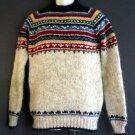 Iceland ladies sweater Viking label  size woman large