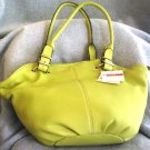 New Rosetti purse extra large vinyl Pastel lime. NWT