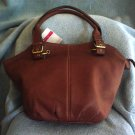 New Rosetti purse extra large vinyl Chocolate brown. NWT