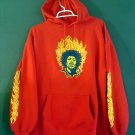 Hooded sweatshirt Jimi Hendrix. Old school. New rules  Size XL