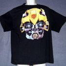 Transformers tee shirt cartoon movie NEW Size large