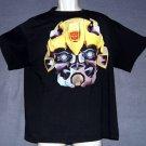 Transformers tee shirt cartoon movie NEW Size large