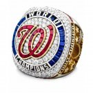 2019 Washington Nationals World Series Championship Ring Size 7-15