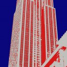 'EMPIRE STATE BUILDING USA'