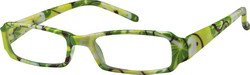 Product 2255 Plastic Fashion Full-Rim Frame with Spring Hinge