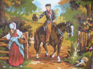 Twilley's Victorian Countryside Tapestry/Needlepoint Kit