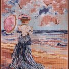 Victorian  Seashore Tapestry/Needlepoint Kit