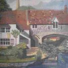 Peggotty's Pictures Pulls Ferry, Norwich Needlepoint/Tapestry Kit