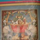 RARE Sunset Vintage Kit Noah's Ark Tapestry/Needlepoint Kit