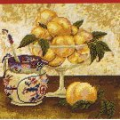 DMC Peaches and Cream Kitchen Tapestry / Needlepoint Kit