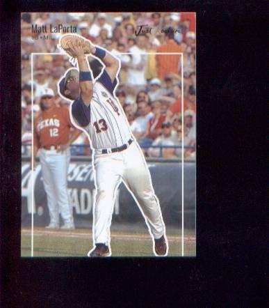 Matt LaPorta 2007 Just Rookies