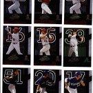 Garret Anderson  2002 Playoff Memorabilia #4