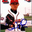 Clayton Rapada 2004 Midwest League All Star Autographed