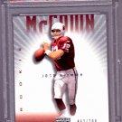 Josh McCown 2002 UD Graded MINT 9 #/700
