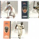 Bobby Bonds 2003 Fleer Tradition Update Milestones