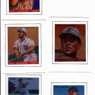 Cecil Fielder Baseball Cards Magazine Repli Card