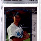 Adrian Gonzalez 2000 Bowman Draft Pick #86 Graded MINT 9