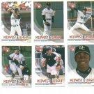John Danks 2004 Midwest League Top Prospect single card