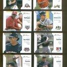Jordan Schafer 2006 Just #55 (Lot of 3 cards)