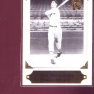 Ted Williams 2001 Fleer Greats of the Game Retrospection