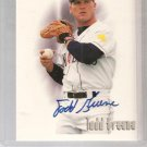 Todd Greene 1995 Best Autographed
