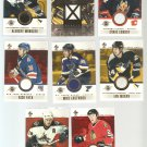 Craig Conroy #14 2002 Pacific Authentic Jersey Card