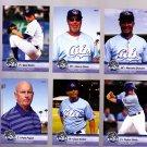 Mariano Duncan  Lot of 5 cards  2013 Daytona Cubs