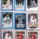 Gustavo Pierre BCP127 2011 Bowman Chrome #/150