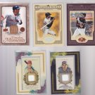 Dustin Pedroia TM-7 2008 UD Piece of History Timeless Moments #/99