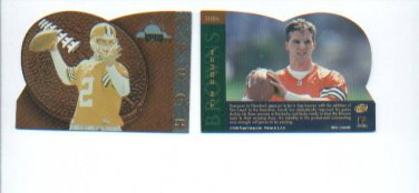 Tim Couch  #HH6 1999 Playoff Momentum SSD Hog Heaven