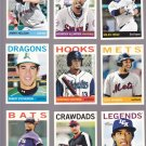 Jimmy Nelson #55     2013 Topps Heritage Minors