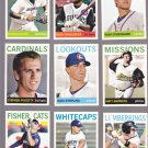Chad Smith #144     2013 Topps Heritage Minors