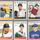 Max Fried #195    2013 Topps Heritage Minors