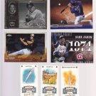Elston Howard #GY8 2000 UD Yankees Legends Golden Years