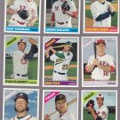 Anthony DeSclafani #650  2015 Topps Heritage High Number