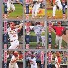 Nick Petree   2015 Springfield Cardinals   -  single card