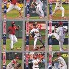 Corey Baker       2015 Springfield Cardinals   -  single card