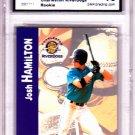 Josh Hamilton 2000 Charleston RiverDogs Graded GEM MT 10