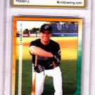 David Wright 2003 Florida State League Top Prospect Graded GEM MT 10